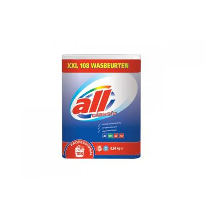 All ontkalkingsmiddel: Wasmiddel Professional/ds 8,64 kg