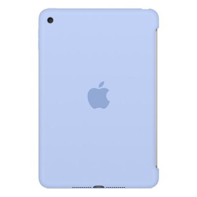 Apple tablet case: Siliconenhoes voor iPad mini 4 - Lila