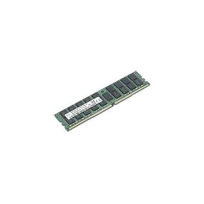 Lenovo RAM-geheugen: 16GB, DDR4, 2400MHz, (2Rx8), RDIMM