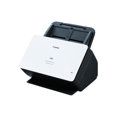 Canon scanner: imageFORMULA ScanFront 400 - Zwart, Wit