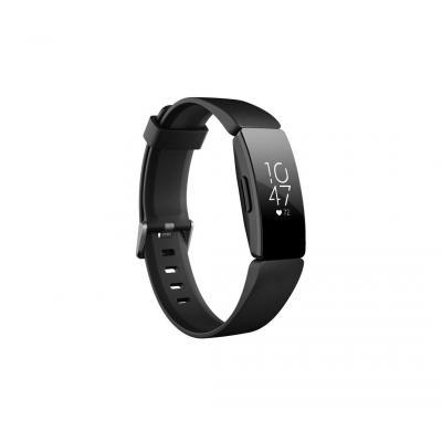 Fitbit Inspire HR Wearable - Zwart