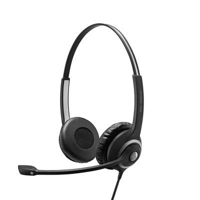 EPOS   SENNHEISER IMPACT SC 268 Headset - Zwart, Zilver