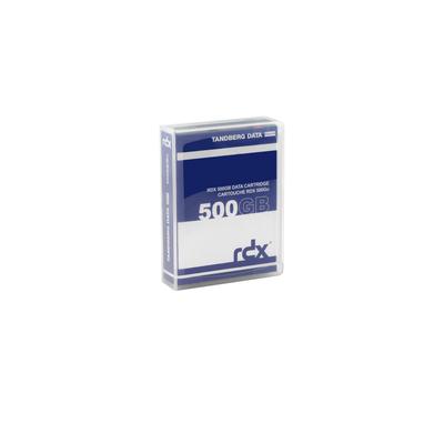 Tandberg Data RDX Cartridge 500 GB Datatape