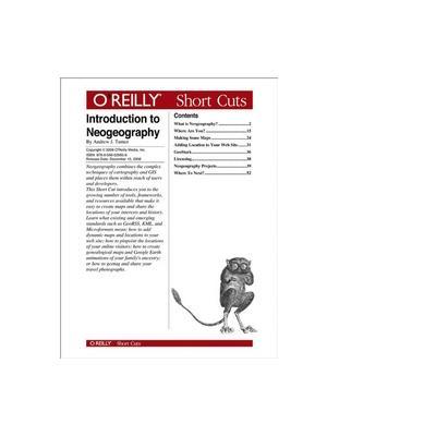 O'reilly boek: Media Introduction to Neogeography - eBook (PDF)