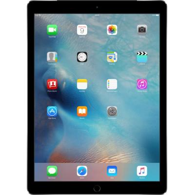Apple tablet: iPad Pro 12.9'' Wi-Fi + Cellular 256GB Space Gray - Grijs
