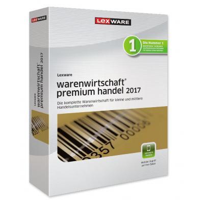 Lexware boekhoudpakket: Warenwirtschaft premium handel 2017