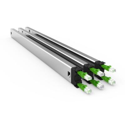 PATCHBOX Plus+ STP - Zwart, Groen, Zilver