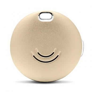 HButler Orbit, Bluetooth, 30 m, 9 mm thickness, 90 db, Gold - Goud