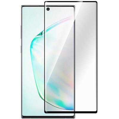 ESTUFF Samsung Galaxy Note 10 Screen protector - Zwart,Transparant