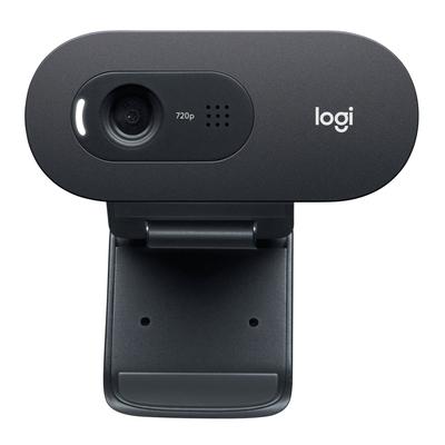 Logitech C505e Webcam - Zwart