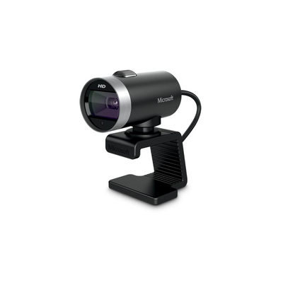 Microsoft webcam: LifeCam Cinema for Business - Zwart