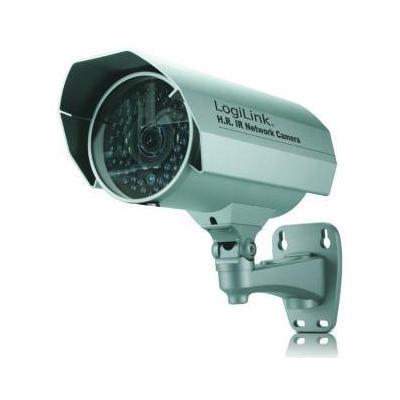 LogiLink WC0021 Beveiligingscamera - Roestvrijstaal