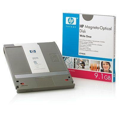 Hewlett packard enterprise zip disk: 9.1GB