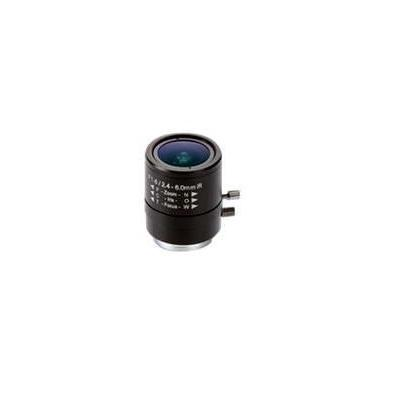 Axis Manual Iris Varifocal Camera lens - Zwart