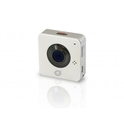 Conceptronic actiesport camera: Wireless HD Action Camera - Wit