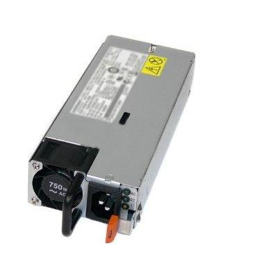 Lenovo System x 750W High Efficiency Platinum AC Power Supply power supply unit - Zwart, Zilver