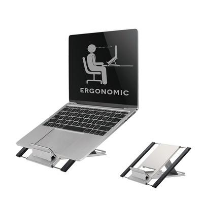 Neomounts by Newstar opvouwbare laptop stand Notebooksteun - Zilver