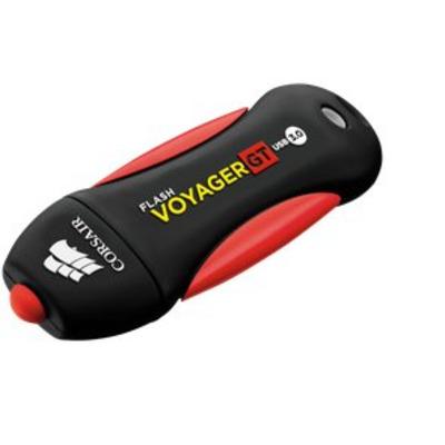Corsair Flash Voyager GT USB flash drive - Zwart, Rood