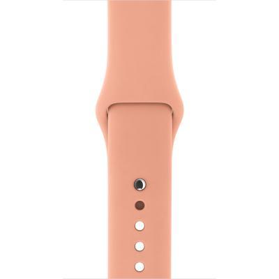 Apple : Sportbandje - Flamingo (42 mm) - Koraal