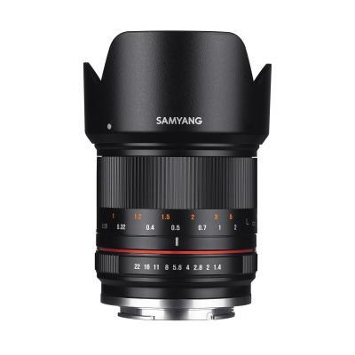 Samyang 21mm F1.4 ED AS UMC CS Camera lens - Zwart