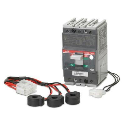 Apc circuit breker: 3-Pole Circuit Breaker, 90A, T1 Type for Symmetra PX250/500kW - Grijs