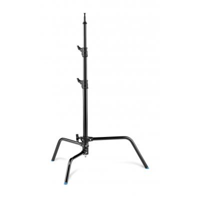 Manfrotto : 175cm, 4.3kg, Black - Zwart