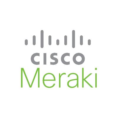 Cisco software licentie: Meraki MX64 - Enterprise, 3 jaar garantie (verplicht bij Meraki producten)