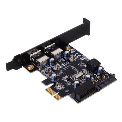 Silverstone SST-EC04-E interfacekaarten/-adapters
