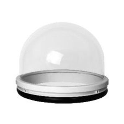 Ernitec 0070-10021 Beveiligingscamera bevestiging & behuizing - Transparant, Wit