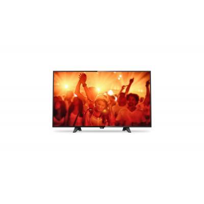 Philips led-tv: 4000 series Ultraslanke Full HD LED-TV 43PFS4131/12 - Zwart