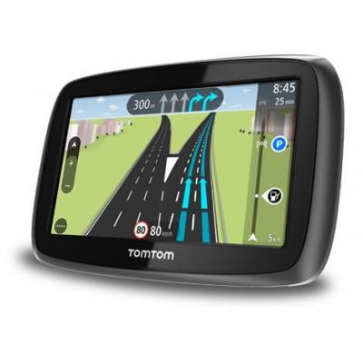 Tomtom navigatie: Start 40 - Zwart