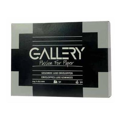 Gallery envelop: DOOSJE 50 OMSLAGEN 90 GR LUXE