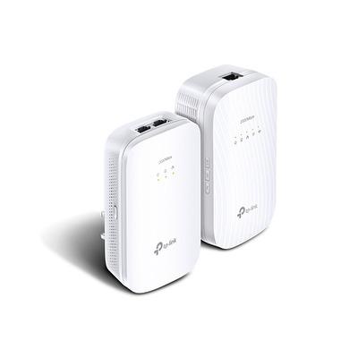TP-LINK TL-WPA9610 KIT Netwerk verlenger - Wit