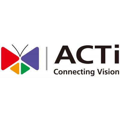 ACTi video device license, Free Channel Bundled 16, Maximum Number of Channels 100 Software licentie
