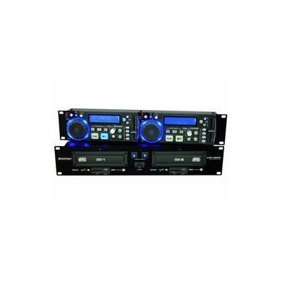 Omnitronic CD speler: XDP-2800 - Zwart