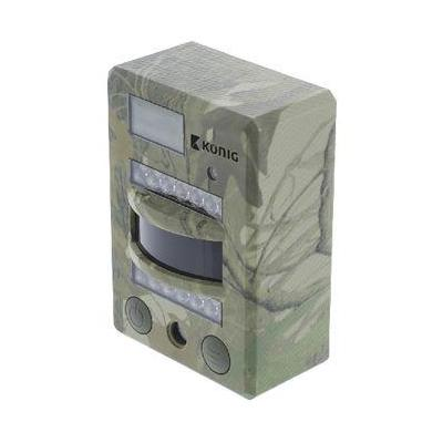 "König : 8 MP (3264 x 2448), CMOS, MicroSD, 2.54 cm (1 "") display, 4x AA - Camouflage"