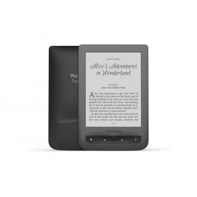 Pocketbook e-book reader: Touch Lux 3 - Grijs