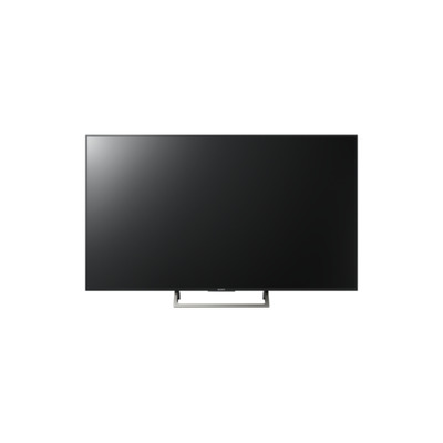 Sony led-tv: KD-55XE8599 - Zwart, Zilver