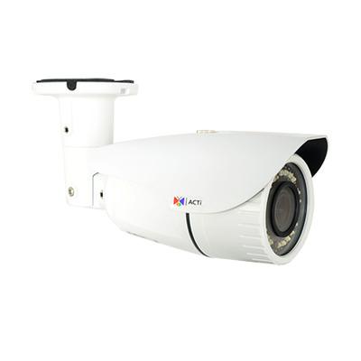 ACTi A31 Beveiligingscamera - Wit