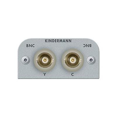 Kindermann 7441000538 Montagekit - Zilver