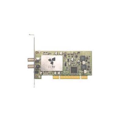 Hauppauge TV tuner: PCTV Dual Sat Pro PCI