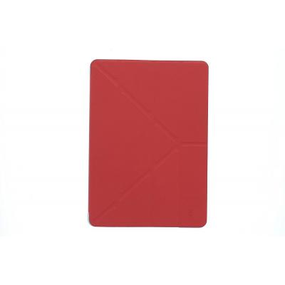 """MW 300024 Coque pour iPad 9,7"""" (2017) Rouge MP3/MP4 case - Rood"""