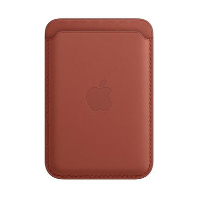 Apple Leren kaarthouder met MagSafe voor iPhone - Arizona - Bruin