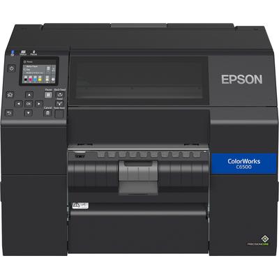 Epson ColorWorks CW-C6500Pe Labelprinter - Zwart,Cyaan,Magenta,Geel