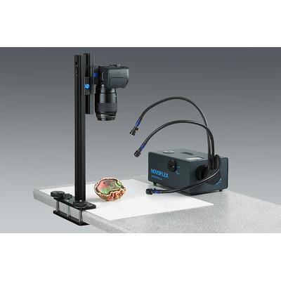 Novoflex camera kit: 2x Repro-Beleuchtungseinheit - Zwart