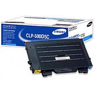 Samsung CLP-500D5C toner