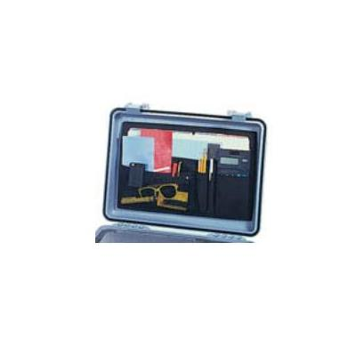 Peli Lid Insert, f / 1500 Case accessoire - Grijs