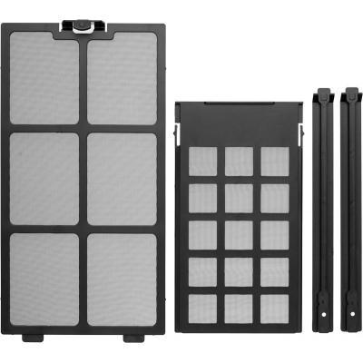 Corsair Obsidian 750D Front & Bottom Replacement Dust Filter Computerkast onderdeel - Zwart