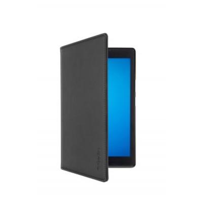 "Gecko Lenovo Tab 4 20.32 cm (8"") Easy-click cover, Zwart Tablet case"