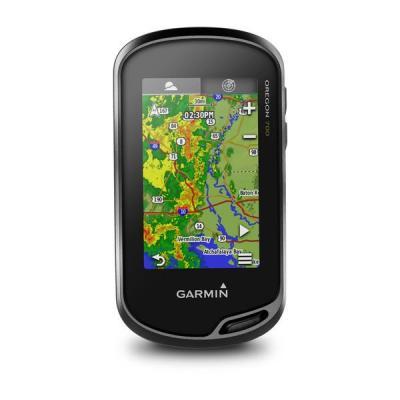 Garmin GPS tracker: Oregon 700 - Zwart, Grijs